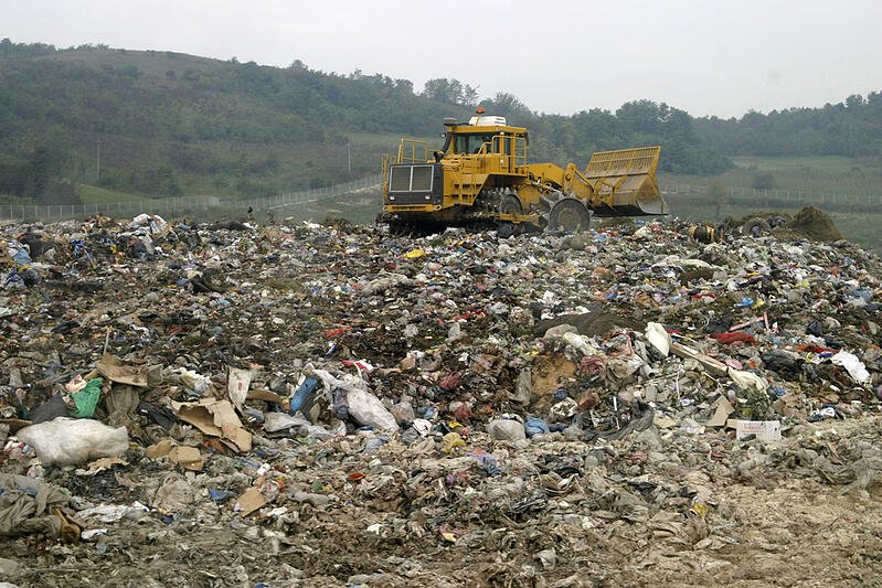 Industrial Waste Disposal