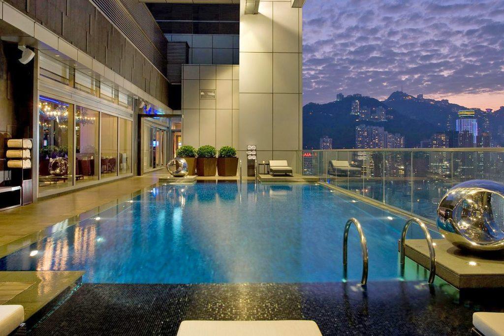 Causeway bay hotel Hong Kong