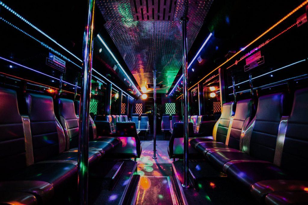 Flint Party Bus