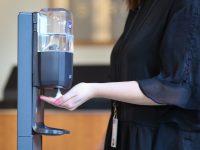 Hand sanitizer: Fights against coronavirus